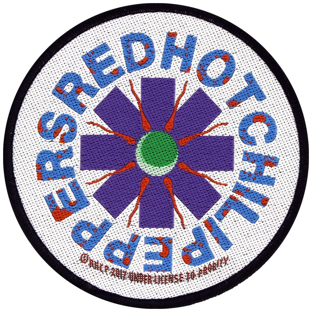Red Hot Chili Peppers Sperm Patch