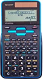 Sharp Calculators EL-W535TGBBL 16-Digit Scientific Calculator with WriteView, 4 Line Display, Battery and Solar Hybrid…