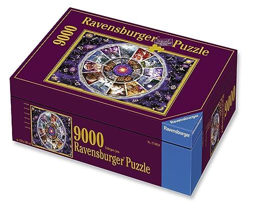 20 opinioni per Ravensburger Italy 17805- Puzzle in Cartone Lo Zodiaco, 9000 Pezzi