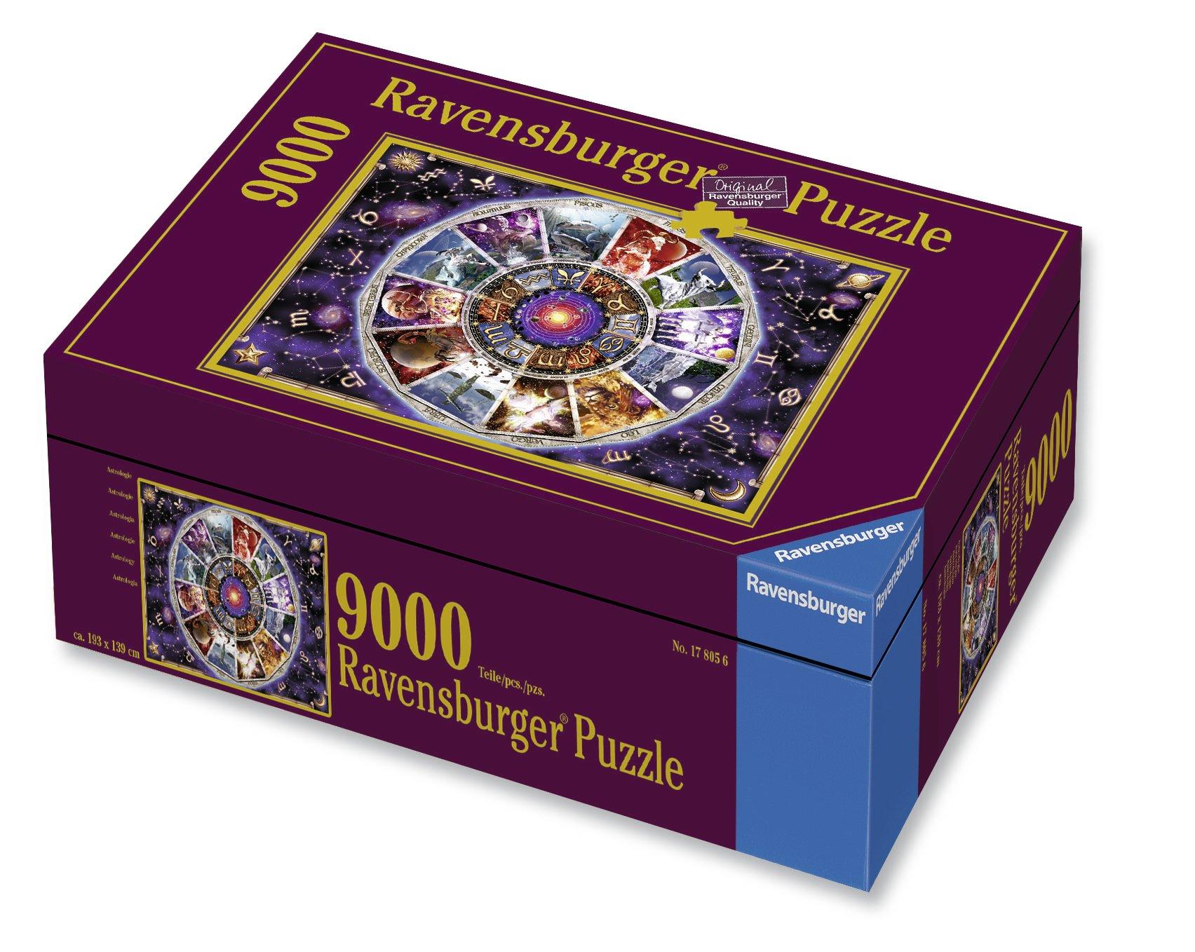 Ravensburger Astrology - 9000 Piece Puzzle by Ravensburger (Image #1)