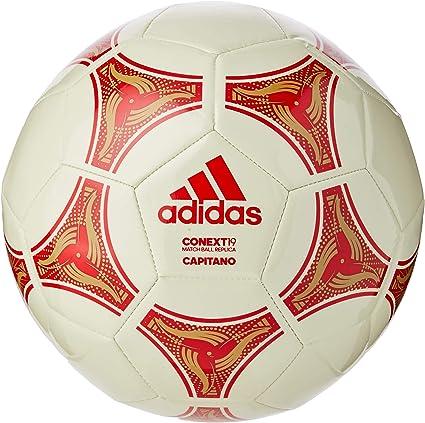 Adidas Conext 19 Capitano Ball Balón de Fútbol, Unisex, Blanco ...