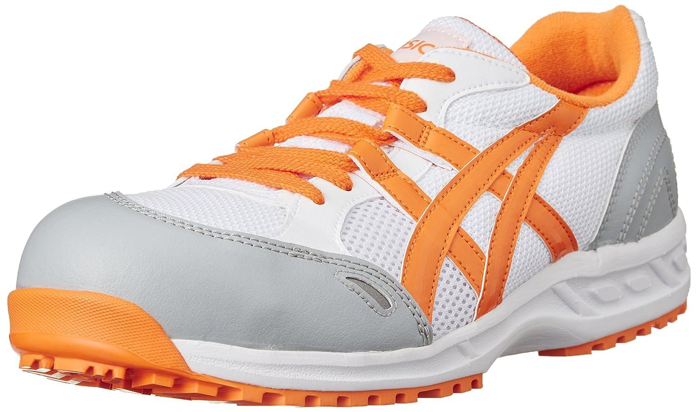 [アシックス] 安全靴 作業靴 ウィンジョブ®33L B011MW0BIK 29.0 cm|ホワイト/オレンジ