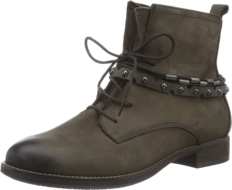 Tamaris Damen 25107 Combat Boots