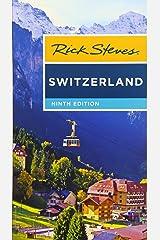 Rick Steves Switzerland Paperback
