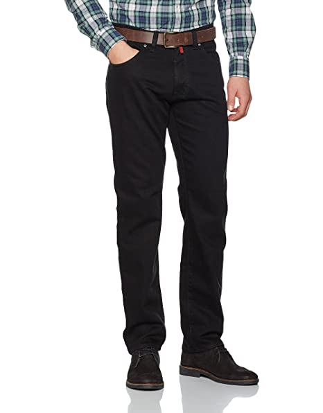 Abstand wählen herren große sorten Pierre Cardin Men's Deauville Trousers: Amazon.co.uk: Clothing
