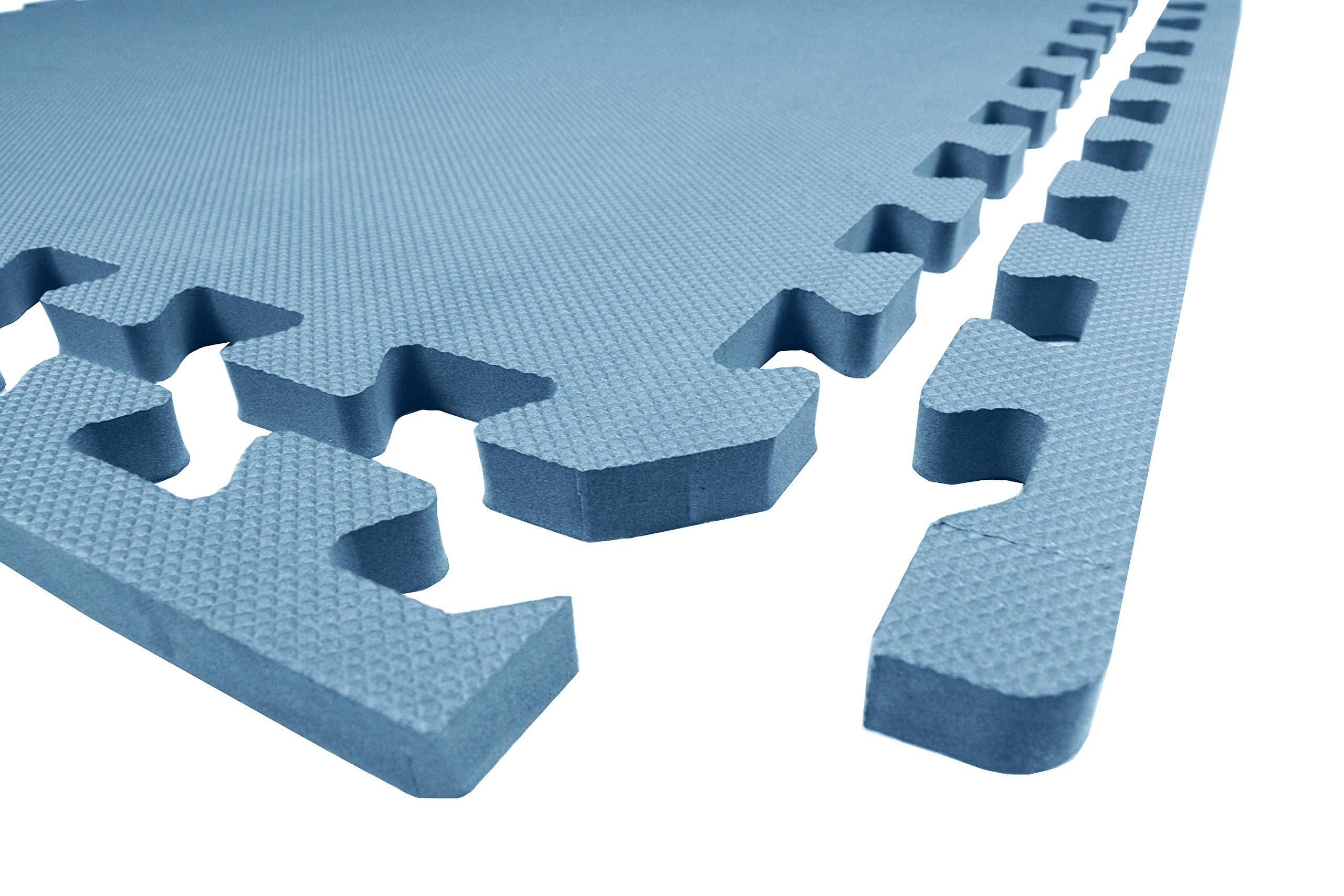 IncStores 5/8'' Premium Interlocking Foam Tiles