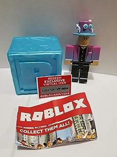Virtual Item Code 2.5 Jazwares Shopkeeper action Figure mystery box ROBLOX Series 3 Treelands