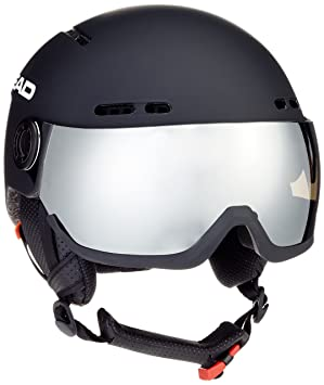 HEAD ski helmet with visor knight ec37f5ea2a4