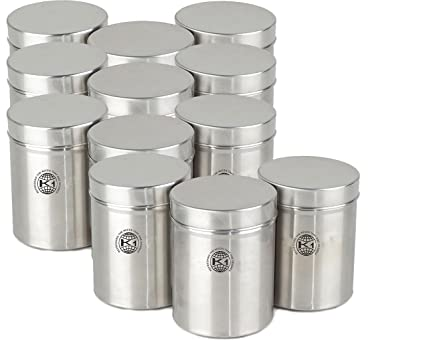 b9ba7e09aae Buy King International Stainless Steel Food Storage Containers ...