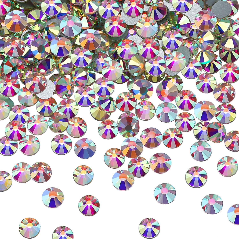 flatback  rhinestones rose gold bling rhinestones 3mm resin Rhinestones Snow White AB gymnast supplies 20g