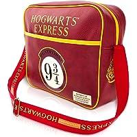 Bolsa de Harry Potter | Bolsa de Mensajero | Producto Oficial de Harry Potter | Colores clásicos de Harry Potter | Apto…