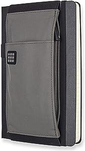 Moleskine ID Collection, Tool Belt, Vertical, Large, Slate Grey