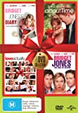 Bridget Jones's Diary/About Time/Love Actually/Bridget Jones (DVD)