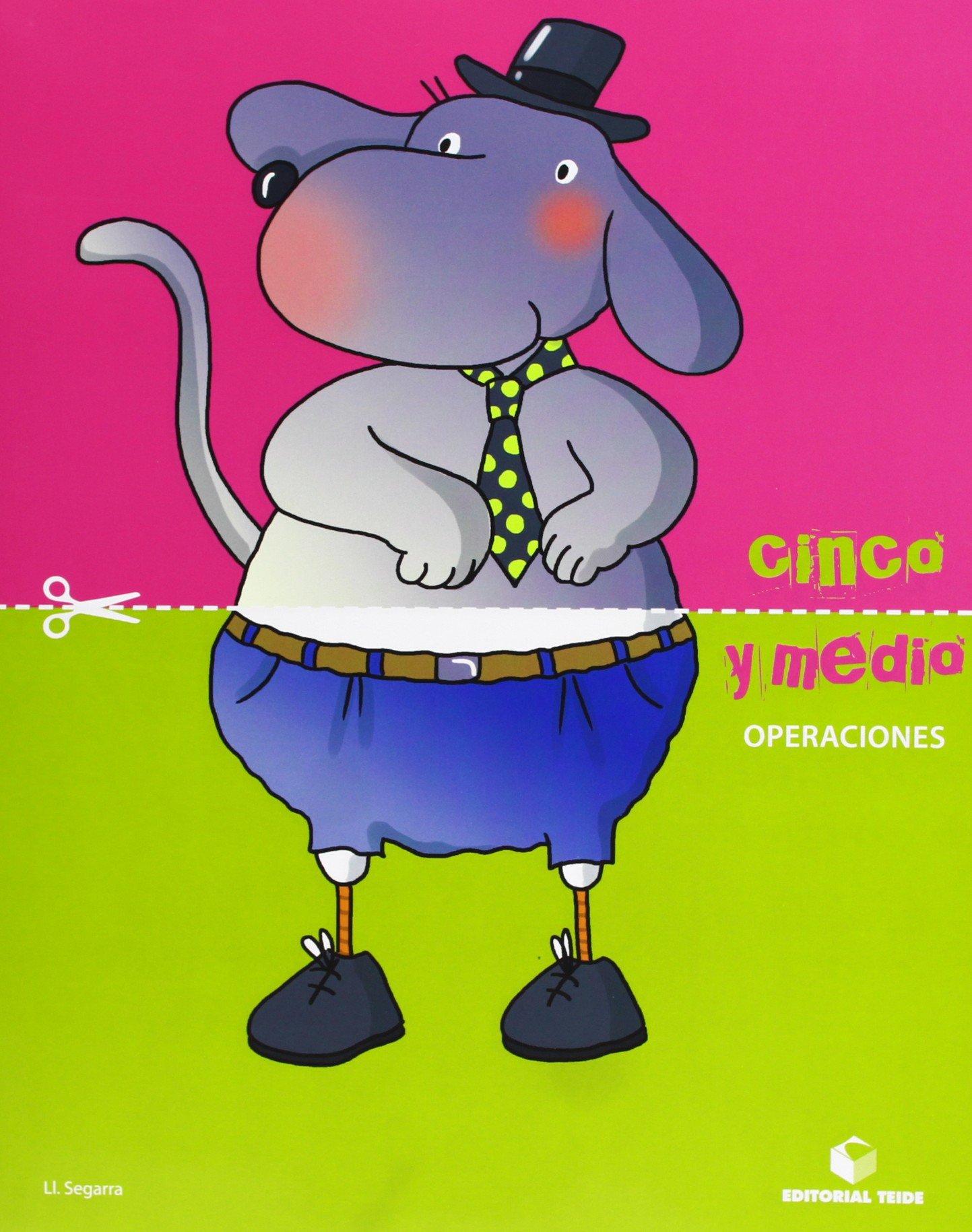 Cinco y medio - Cuaderno de operaciones - 9788430709823: Amazon.es: Josep  Lluís Segarra Neira: Libros