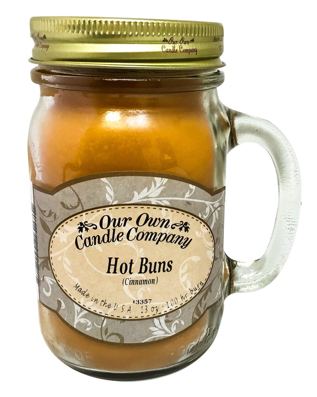 Hot Buns Cinnamon Jar