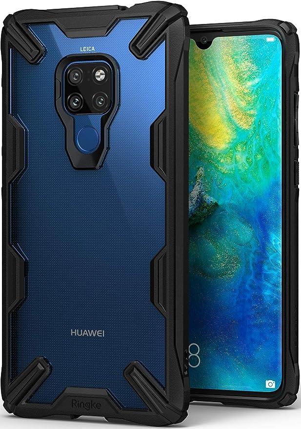 8 opinioni per Ringke Fusion X Progettato per Cover Huawei Mate 20 Militare Protezione per