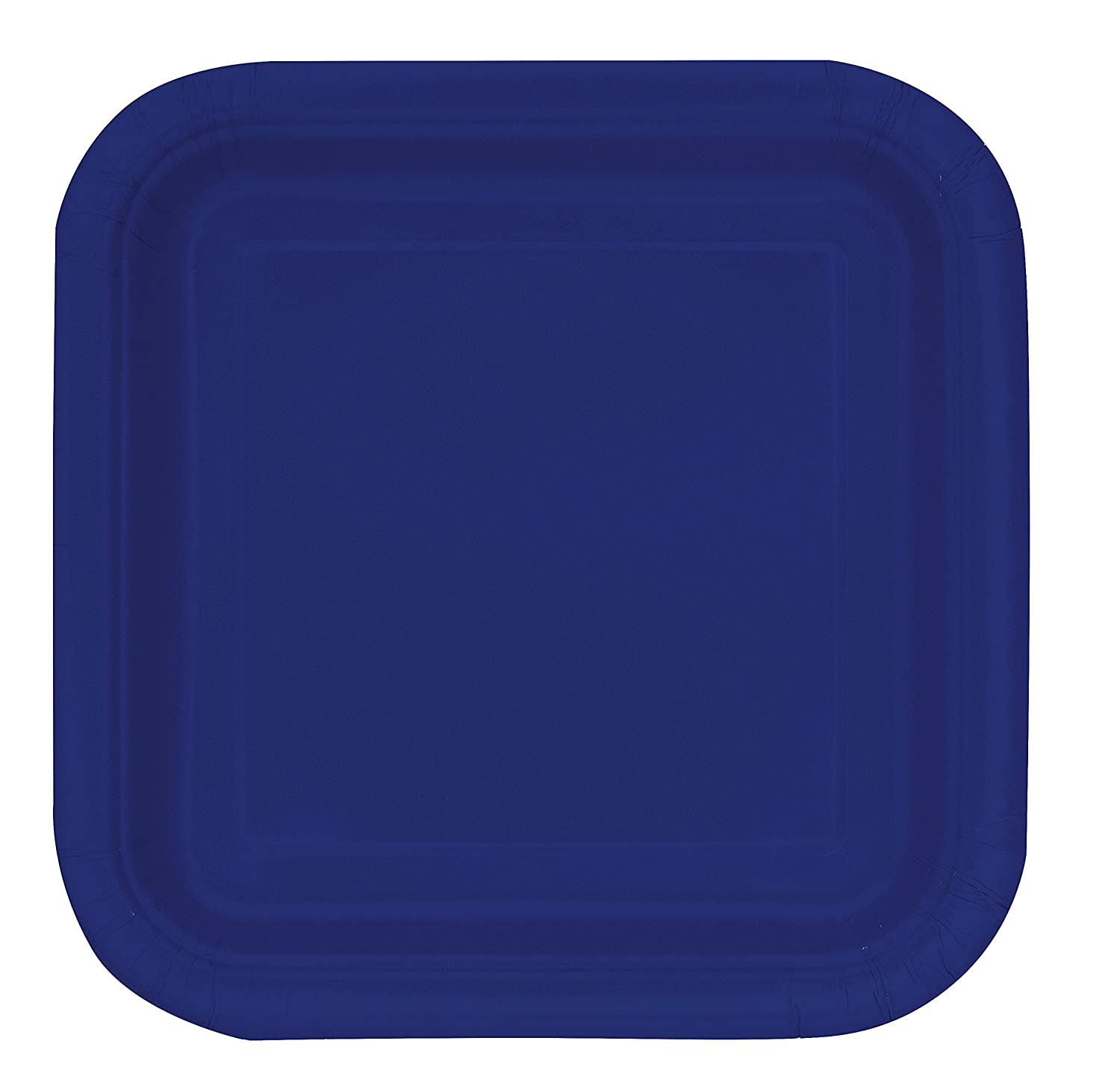 sc 1 st  Amazon.ca & Square Navy Blue Dinner Plates 14ct: Amazon.ca: Home u0026 Kitchen