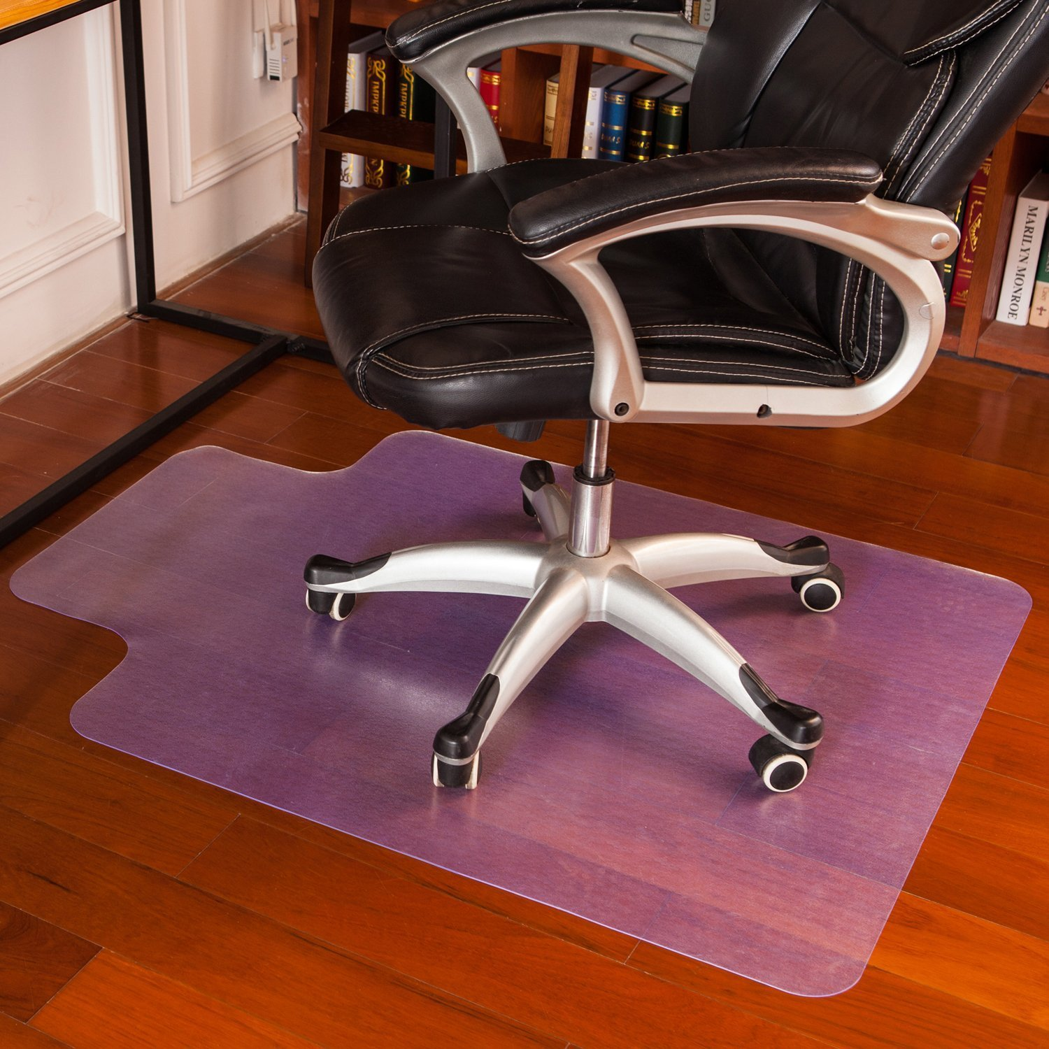 Office Chair Mat Clear Plastic For Hardwood Floor Computer