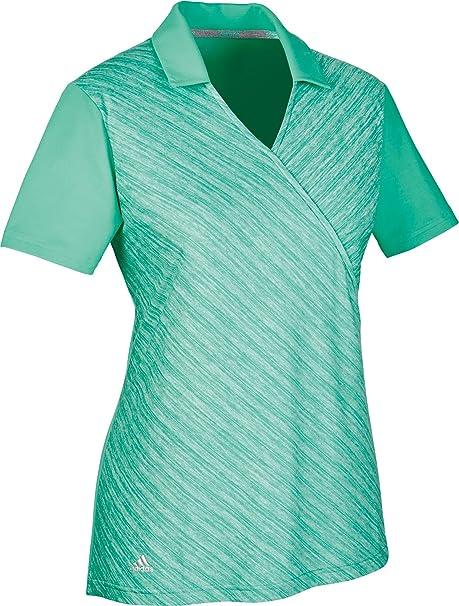adidas CD3396 Polo de Golf, Mujer, Verde, XS: Amazon.es: Ropa y ...