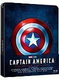 Captain America Trilogy (3 Blu-Ray) (Steelbook)