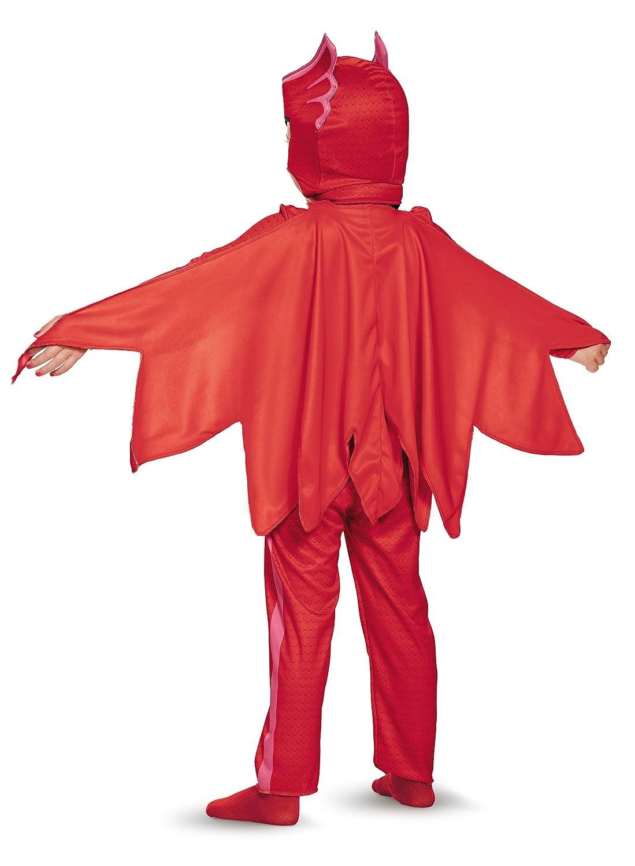 Owlette Classic Toddler PJ Masks Costume Large//4-6X