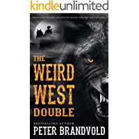 The Weird West Double book cover
