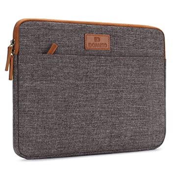 """Apple MacBook Air Pro Retina 13/"""" 13 Leather Pouch Sleeve Case Cover Padded Bag"""