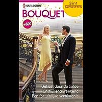 Gekust door de liefde ; Onthullend weekend ; Een fortuinlijke verbintenis (Bouquet Favorieten Book 600)