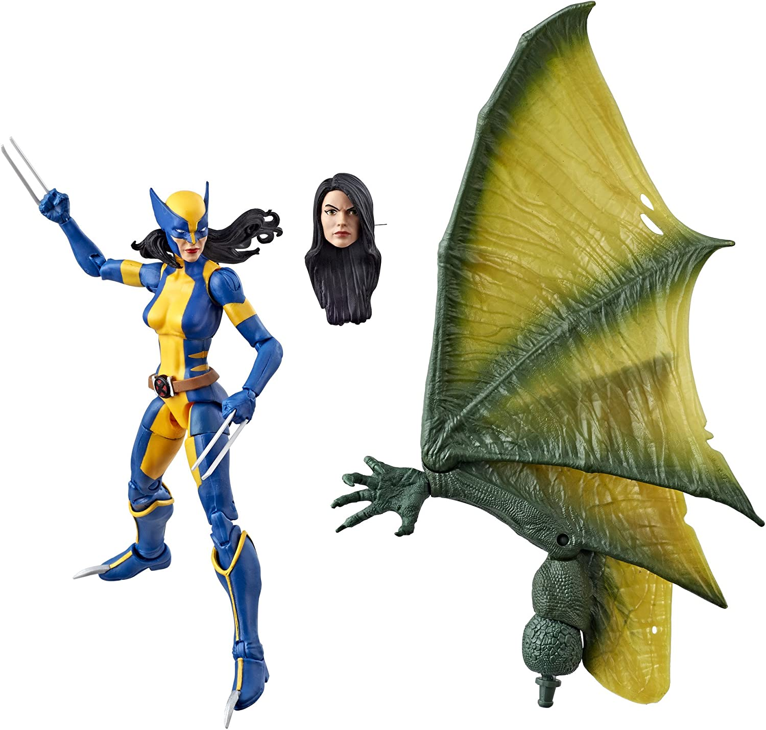 "Marvel Legends X-23 Lady Wolverine Sauron 6/"" Figure"