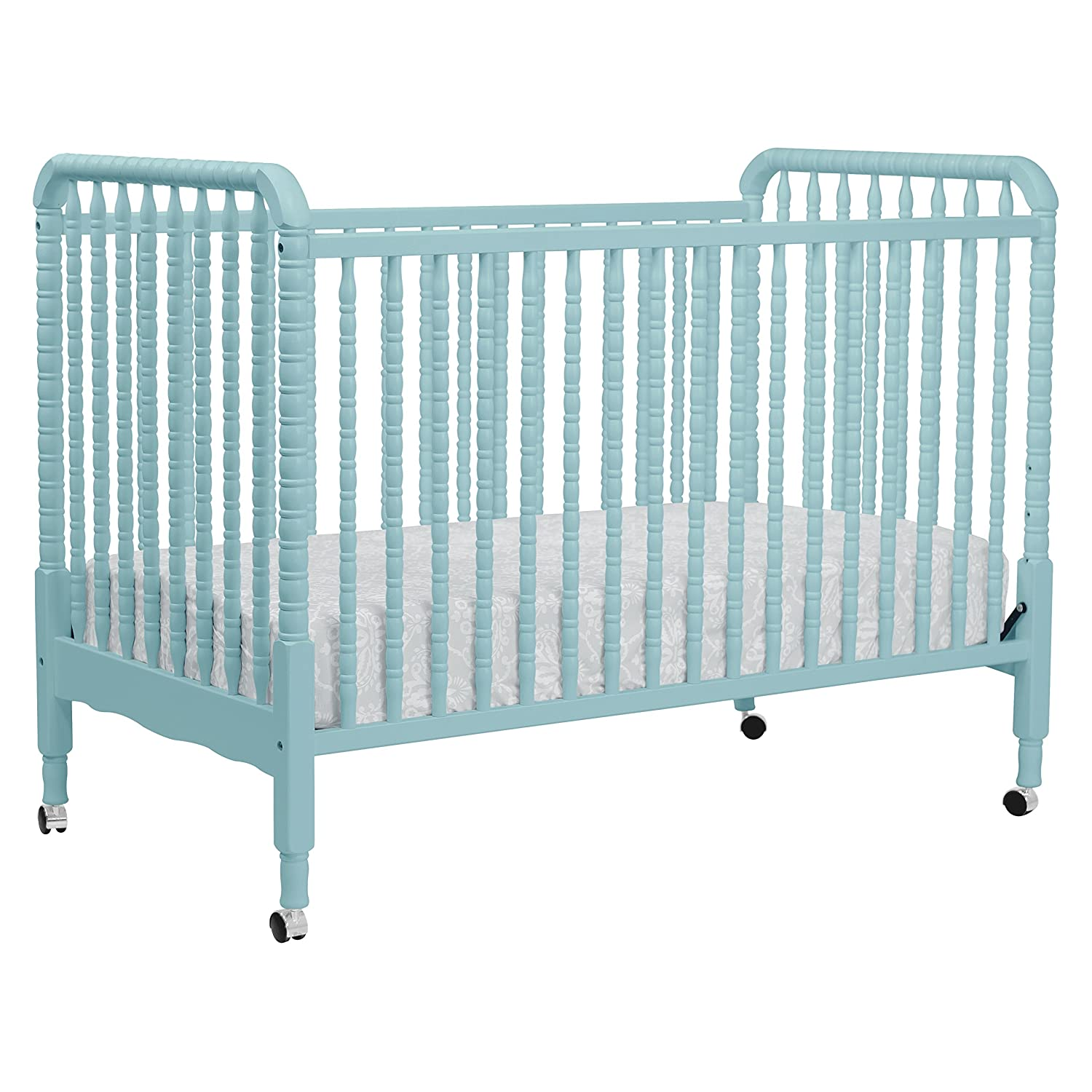 lagoon with jenny amazon davinci stationary baby com dp bed crib lind blue conversion toddler kit