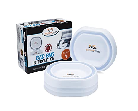 Amazon Com Necessary Shop Bed Bug Traps Insect Control