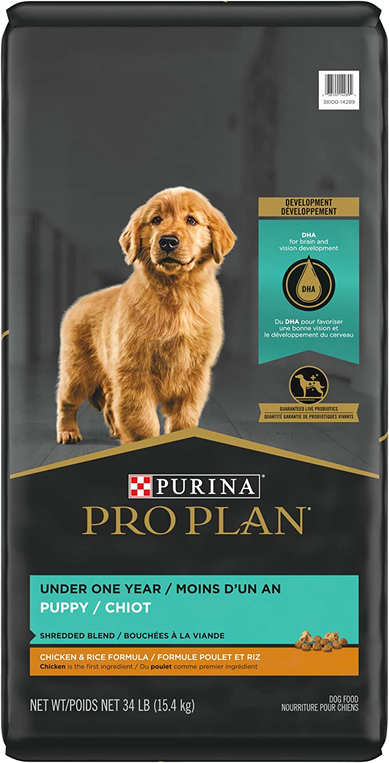 Purina Pro Plan Puppy Food for Large Breed