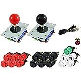 Kit Joysticks Zippy / boutons pour Raspberry