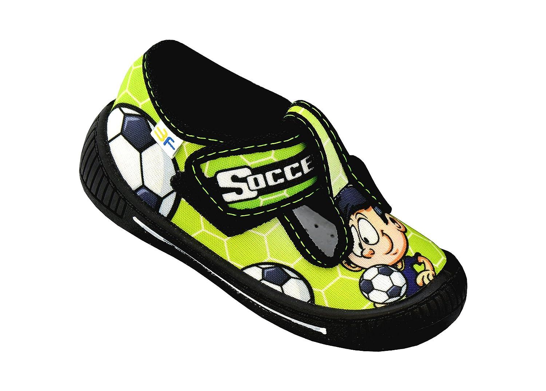 3f freedom for feet Chaussures Bébé Garçons - Différents Styles - Chaussures saines Ans Velcro avec Semelle Intérieure en Cuir Pour les Enfants Âgés 1-3