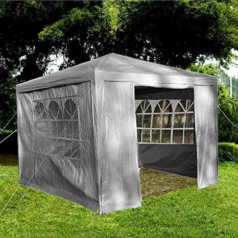 Gr8 Garden Cenador con Lados Exterior Impermeable Playa Party ...