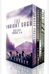 The Variant Saga: A Dystopian Sci-fi Epic Kindle Edition