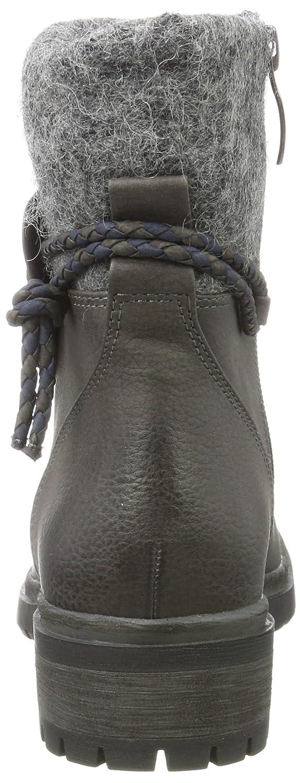Tamaris Damen 26406 (Anthracite) Stiefel Grau (Anthracite) 26406 7a767e