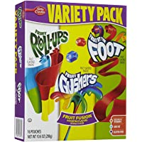 Fruit Snacks Variety Pack, 16 ct
