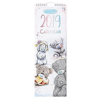 Petit Calendrier 2019.Me To You Petit Calendrier 2019 Amazon Fr Jeux Et Jouets
