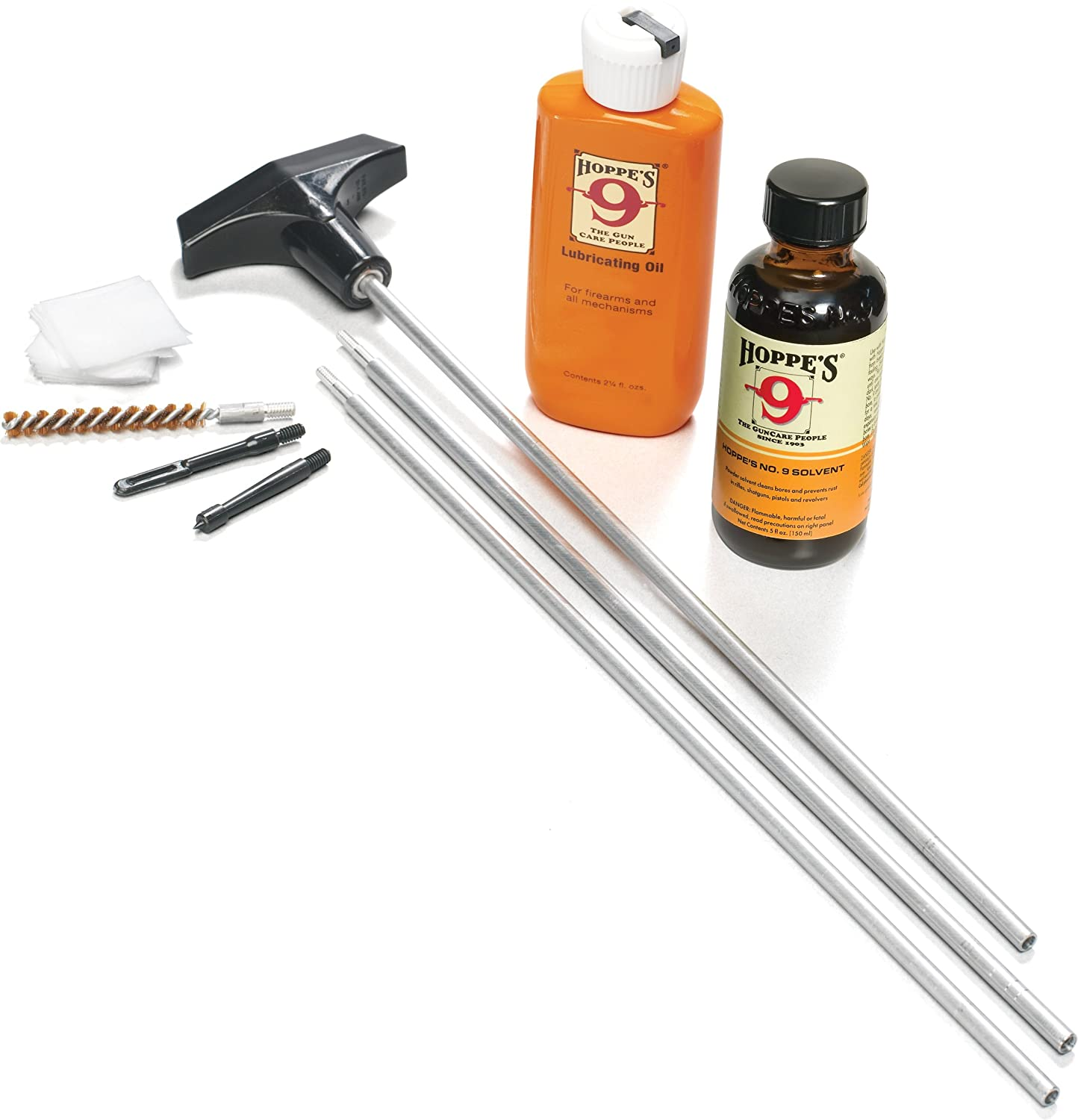 Hoppe's Cleaning Kit for .22-.255