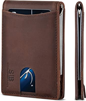 SERMAN BRANDS Front Pocket Wallets