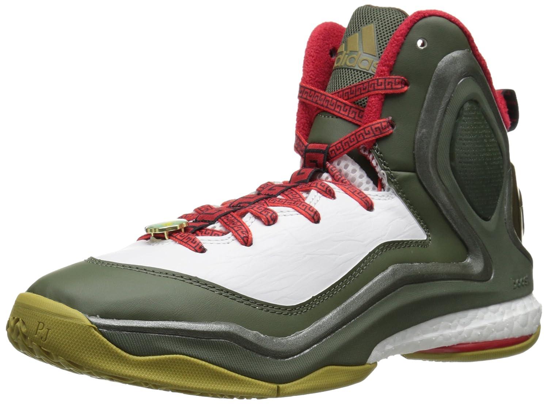 los angeles ea609 ea632 Amazon.com   adidas Performance Men s D Rose 5 Boost Basketball Shoe    Basketball