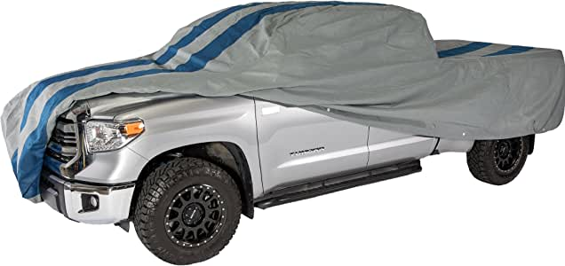 2001 2002 Chevy Silverado 3500 Ext Cab 8ft Box Breathable Truck Cover
