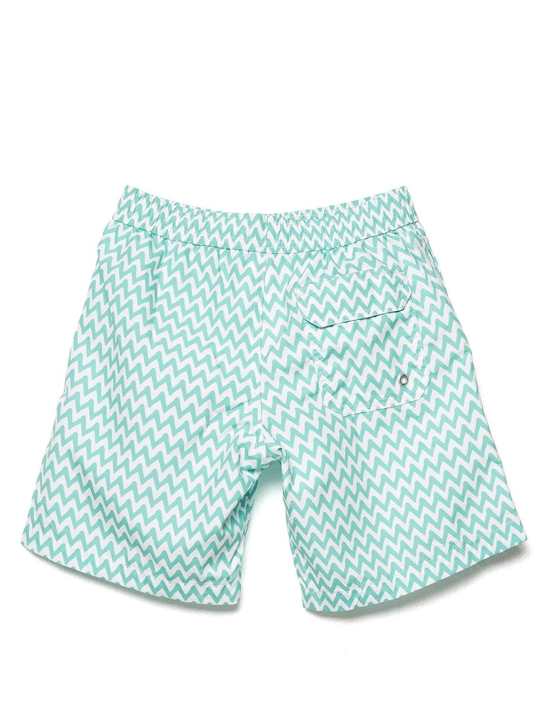 PCP Chevron Kids Printed Swim Shorts