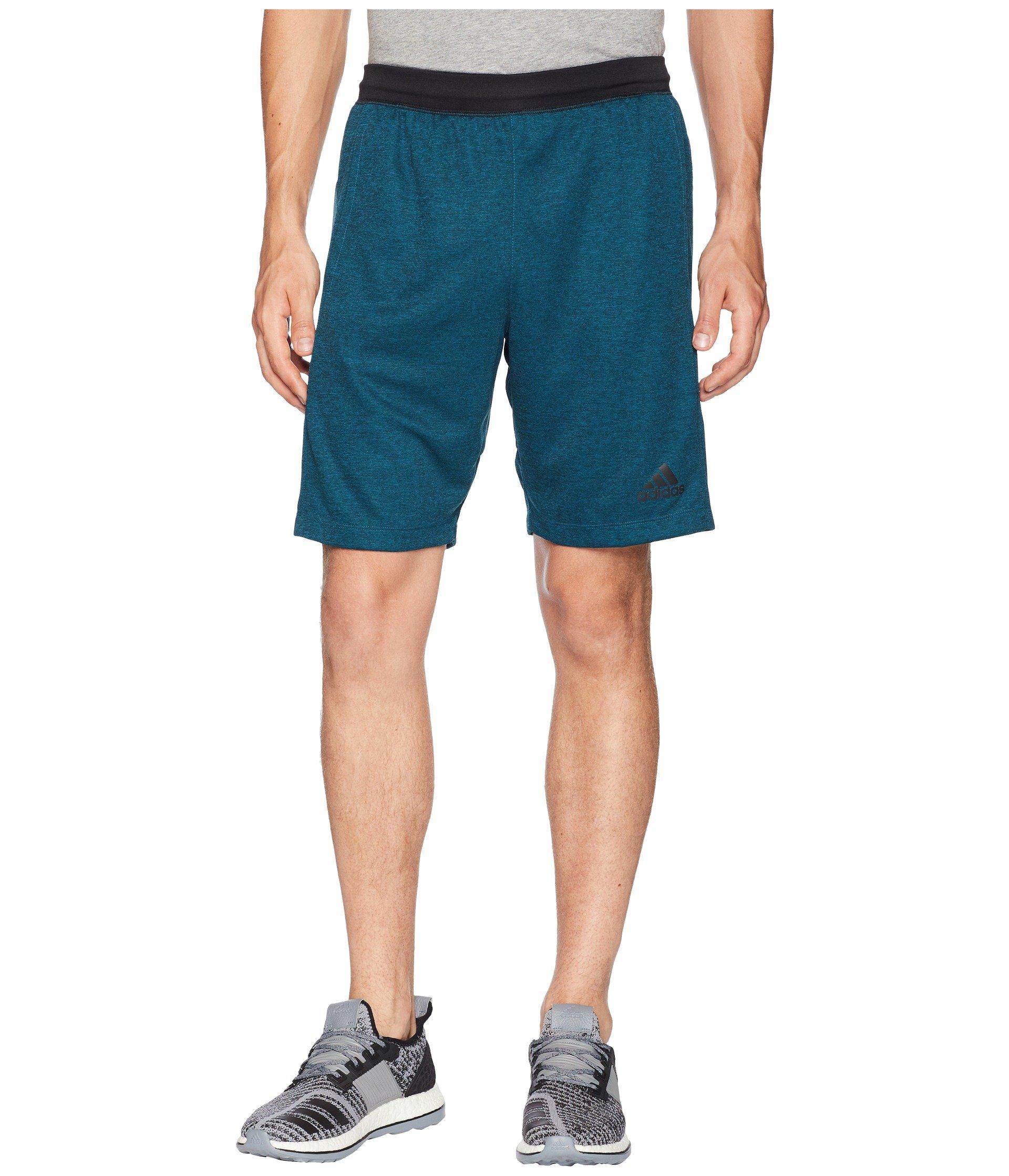 adidas Men's SpeedBreaker Hype Shorts Real