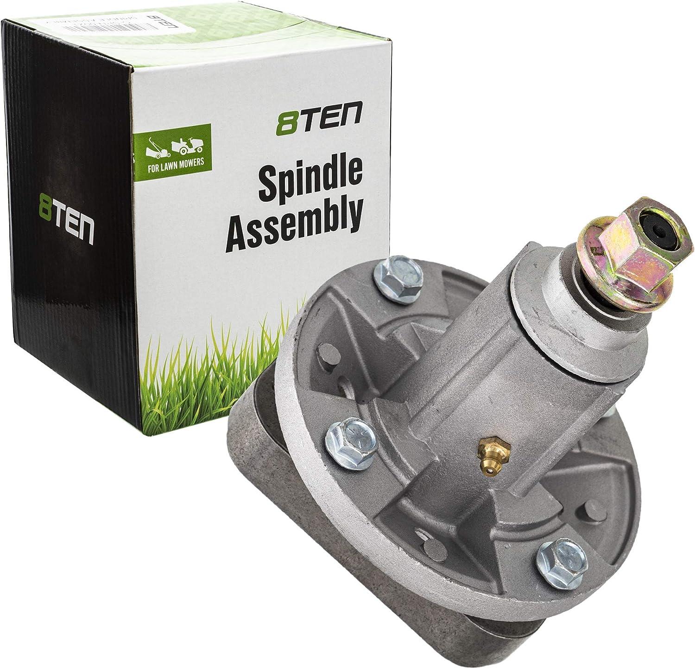 "2PK Spindle Assembly for John Deere 42/"" 48/"" L100 L107 L108 L110 L120 L130"