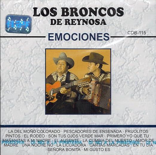 Broncos De Reynosa - Emociones - Amazon.com Music