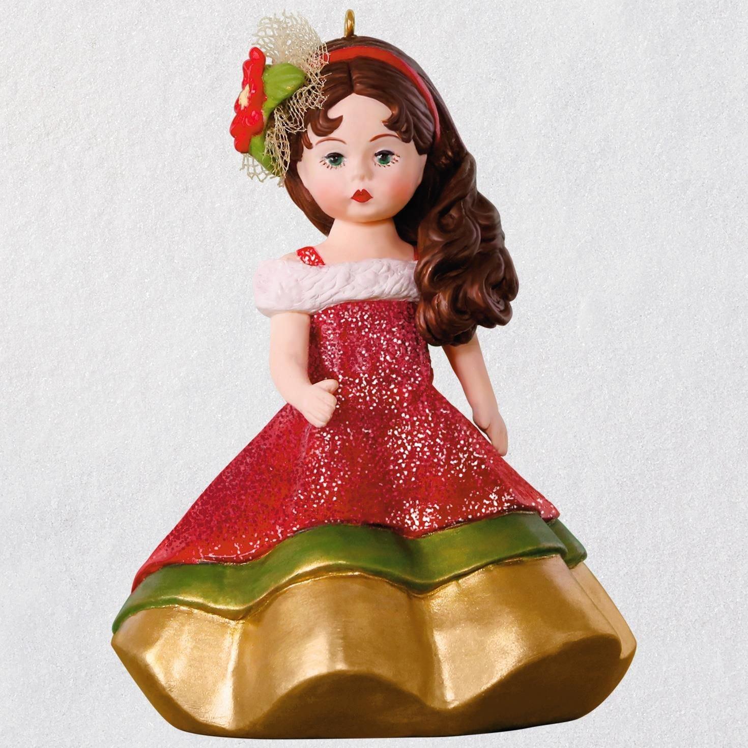 Madame Alexander Holidazzle Ornament keepsake-ornaments Toys & Gaming
