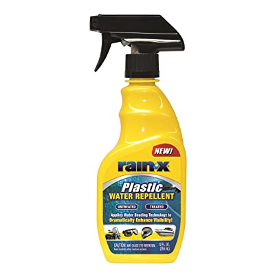 Rain-X 620036 Plastic Treatment - 12 fl. oz.: Automotive