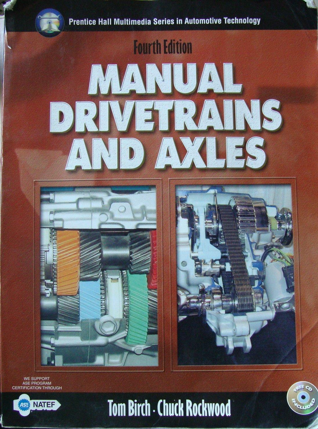 Manual Drivetrains ebook